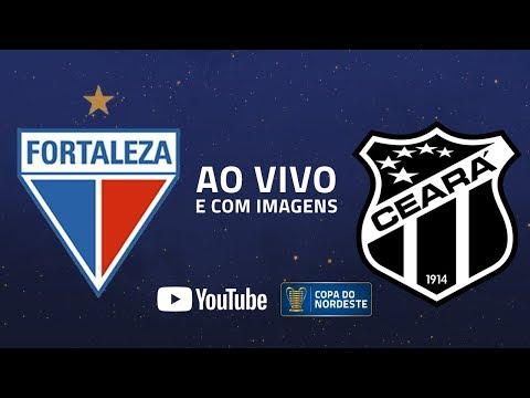 AO VIVO E COM IMAGENS: Fortaleza x Ceará   Semifinal   Copa do Nordeste 2020