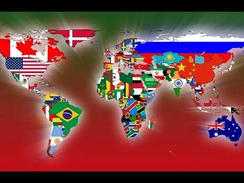 Yüzölçümü En Büyük Olan 10 Ülke