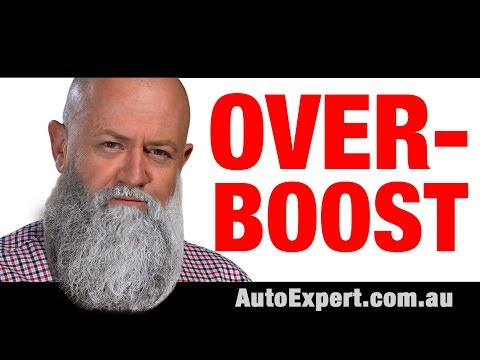 What is overboost and how does it work? (Contains nuts) | Auto Expert John Cadogan