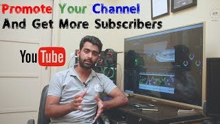 How To Promote My Youtube Channel & Video For Free & Paid 2018