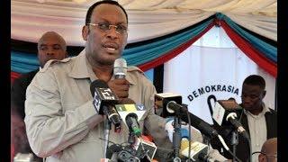 Mbowe! Polisi Walitaka kuniua mimi na Viongozi wa CHADEMA ktk maandamano yaliyomuua Akwilina