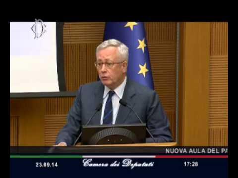 Roma - Joseph Stiglitz ''La crisi dell'euro cause e rimedi'' (23.09.14)