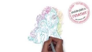 Смотреть май литл пони онлайн  Как правильно нарисовать пони карандашом(СМОТРЕТЬ МАЙ ЛИТЛ ПОНИ ОНЛАЙН. Как правильно нарисовать героев мультфильма мой маленький пони карандашом..., 2014-10-13T14:10:26.000Z)