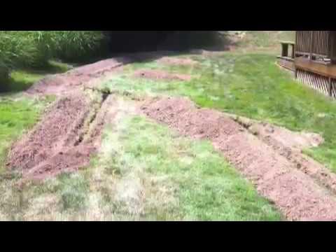 HydroBlox Yard Installation