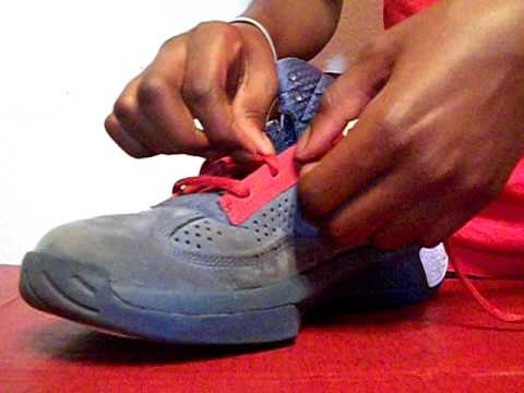 How To Lace Up Any Basketball Shoe