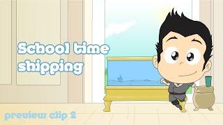 Legend of Korra: School time Shipping - clip 2