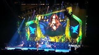 BLACK SABBATH / OZZY OSBOURNE (Live In Prague) - War Pigs / Introduction (2013.12.07 / O2 Arena Praha)