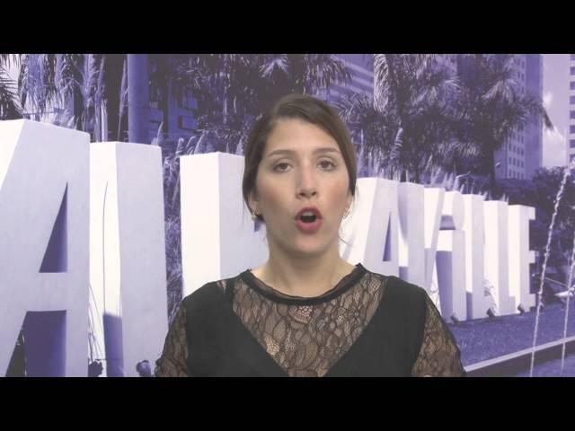 ALPHA CHANNEL NEWS 29/02/2016 ESCALADA