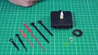 Quartz Clock Mechanism from Kitronik