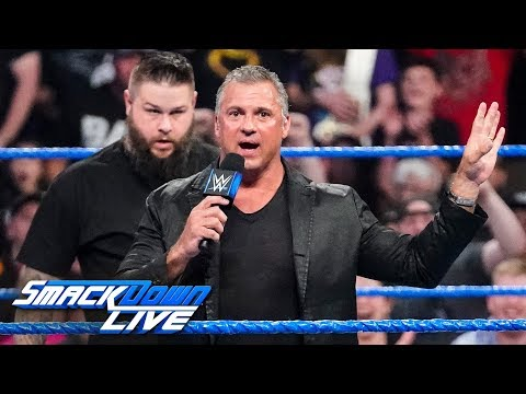 Kevin Owens crashes Shane McMahon's Town Hall: SmackDown LIVE, July 16, 2019