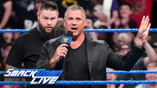 Baixar Kevin Owens crashes Shane McMahon's Town Hall: SmackDown LIVE, July 16, 2019