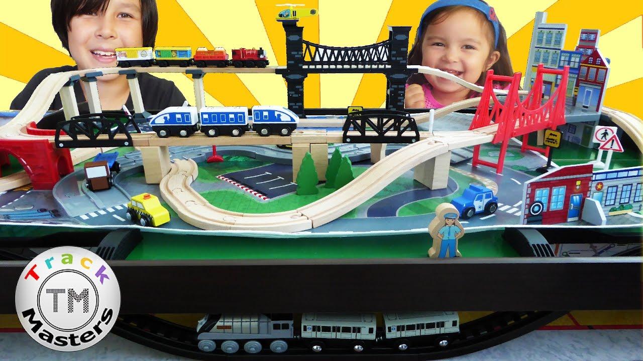 Thomas and Friends Train Table | Imaginarium Road & Rail Set ...