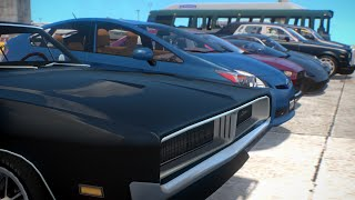 The Extended Car Pack [GTA IV Car Pack]