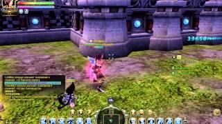 DragonNest   Liht Fury 70lvl   Typhoon Kim Nest   Solo