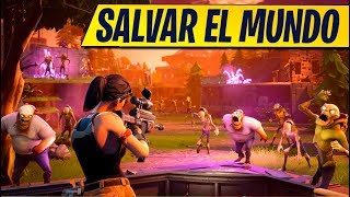 "FORTNITE: Story Mode ""SAVE THE WORLD"" #1"