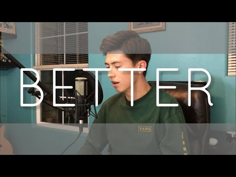 Better - Khalid (Cover by Andrew Foy)