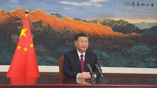 GLOBALink | China will never seek hegemony, expansion, sphere of influence: Xi