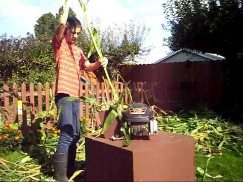 Lawn Mower Shredder Conversion Doovi