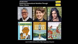 Exploring Intersectional Indentites Through Queer Comics