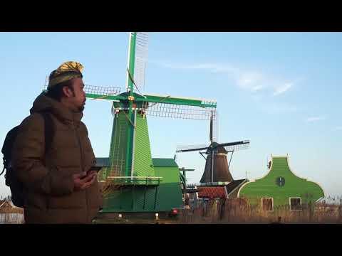 Trip To The Netherlands (Den Haag - Amsterdam) Winter 2018