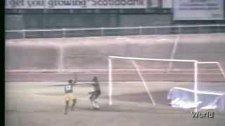 видео Футбольный матч Барбадос
