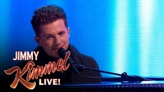 "Charlie Puth Performs ""One Call Away"""