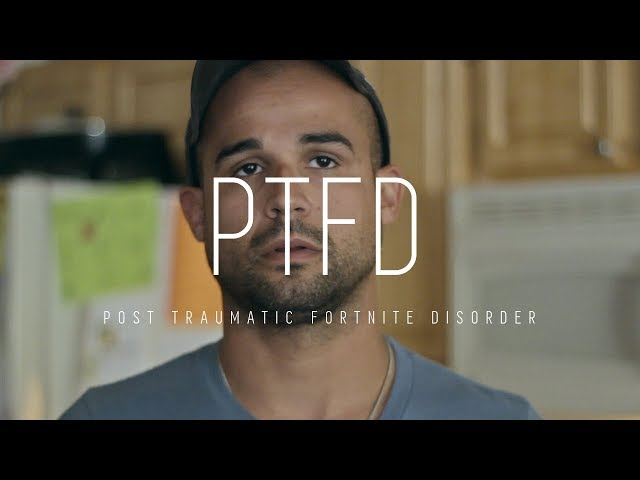 Post Traumatic Fortnite Disorder (Fortnite Gaming Disorder) // Public Service Announcements S1 EP5