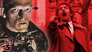 Top 5 Scariest Horror Movie Remakes