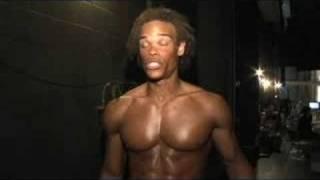 Jean-Jacques Barrett Muscle Model Champ