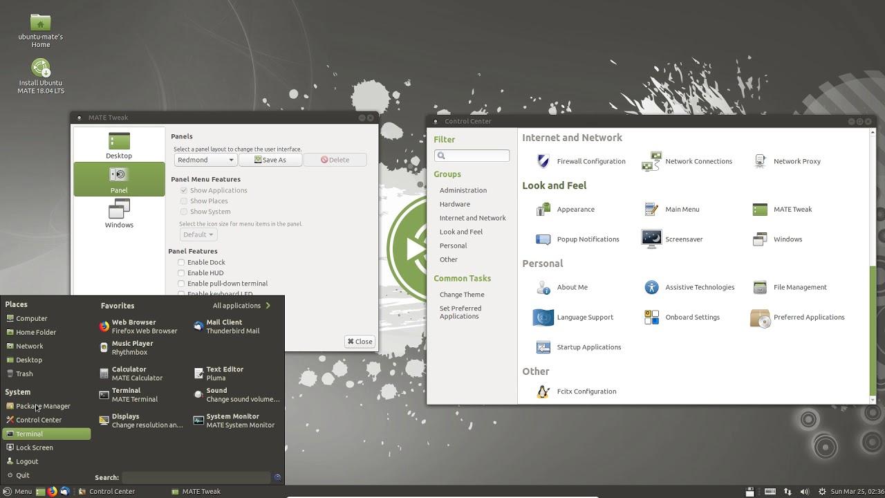 linux ubuntu mate 18.04 download
