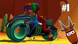 МОТОЦИКЛ БЕЗ ТОРМОЗОВ #1. Мульфильм про Мотоциклы. Faily Rider. Игры для мальчиков.(Развивающие мультики для самых маленьких с участием машинок обязательно заинтересует малышей. Всем приве..., 2016-10-26T21:19:53.000Z)