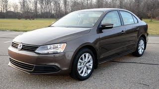 2013 Volkswagen Jetta Sedan 2.5 SE - WR TV POV Test Drive