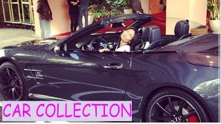Chanel iman car collection (2018)