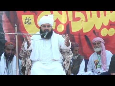 Molvi Irfan Ali Sikandari Millad-un-Nabi at Village Achhi Masjid Dec-2016 Millad Shareef