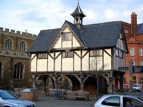 Places to see in ( Market Harborough - UK )