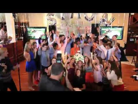 Westchester Long Island Jewish Bar Bat Mitzvah DJs MCs Lights Photo Favors NYC NJ CT DJ Jerry Laskin