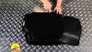 Avtoradosti.com.ua: Обзор текстильных 3D ковриков в салон