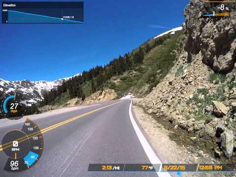 Bicycle Tour Of Colorado Movie 2015