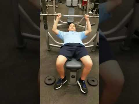 Autism Fitness in Miami, Fl, Part-1, Trisets Weight Training, Anthony. Fitness Sports Karate, Inc.