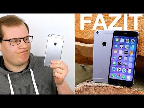 Apple iPhone 6s Plus im Alltag - FAZIT nach 6 Monaten Nutzung