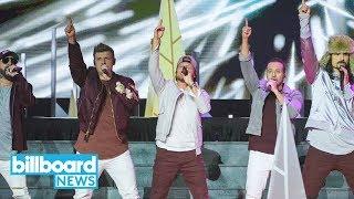 Backstreet Boys To Release New Song 'Don't Go Breaking My Heart' | Billboard News