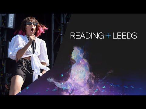 Charli XCX - Reading + Leeds Festival Performance