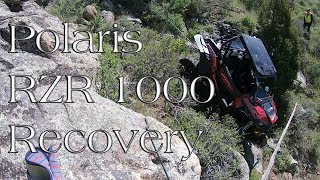 Colorado 4x4 Rescue and Recovery - rolled side by side - June 9th 2019