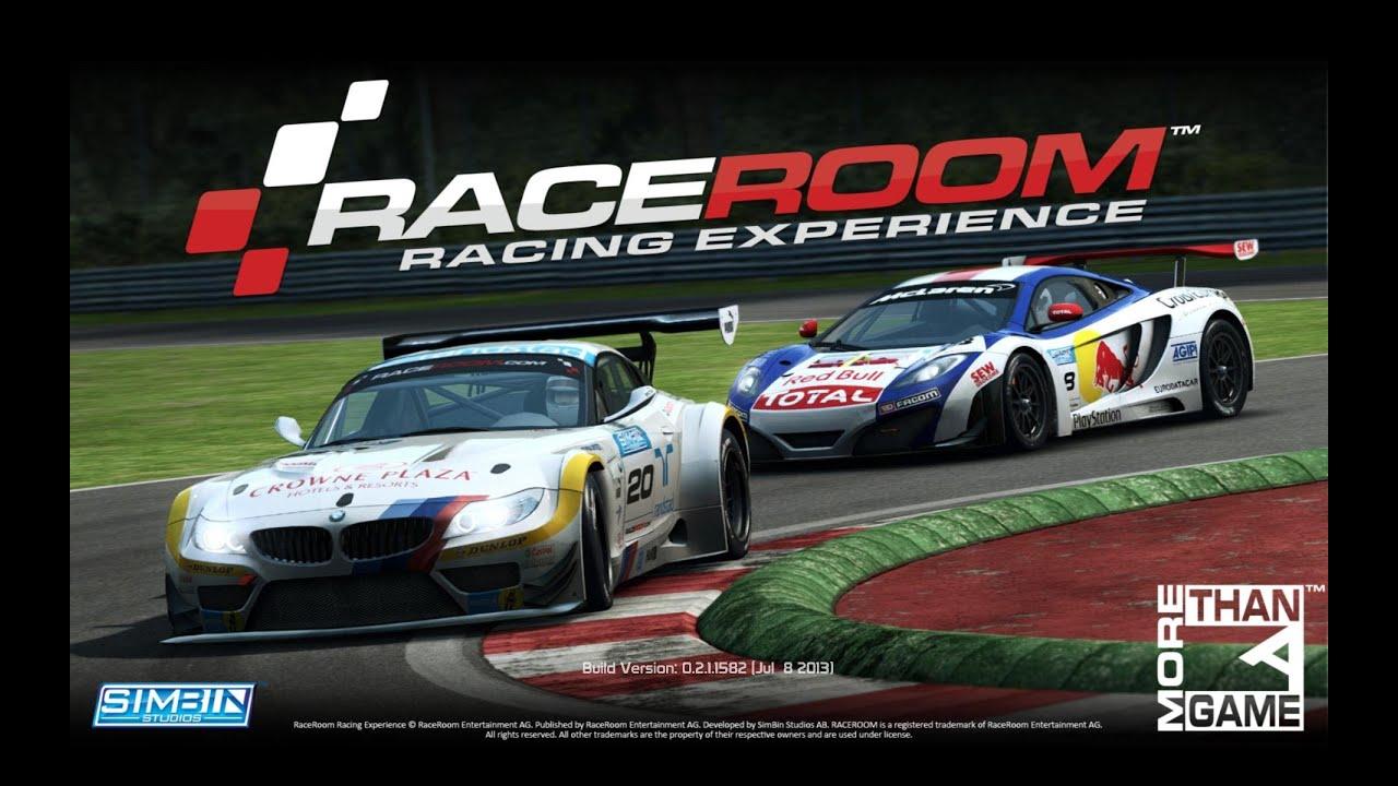 RaceRoom Racing Experience Présentation, Gameplay et Tutorial de l ...