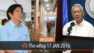 CDO floods, Marcos protest, Yasay | Midday wRap