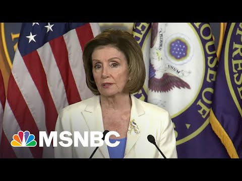 'Afraid Of The Truth': Pelosi Flexes On McConnell And Trump With MAGA Riot Probe