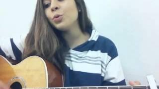 Simone e Simaria (As Coleguinhas) - Mentira estampada na cara (Cover) Emely Rodrigues