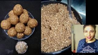 सर्दियों में रोज खाएं गोंद के लड्डू  | Gond ladoo recipe