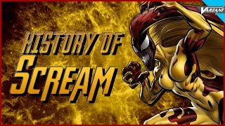 History Of Scream! (Symbiote)
