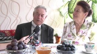 Бриллиантовая свадьба семьи Суховых.